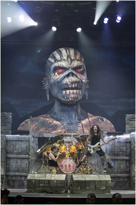 Photo by Iron Maiden Official Website